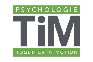 TiM Psychologie logo wit rand